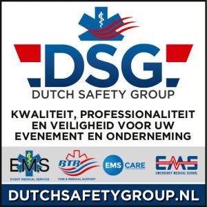 Dutch Safety Group / BTB / EMS / DSG / EMS Care