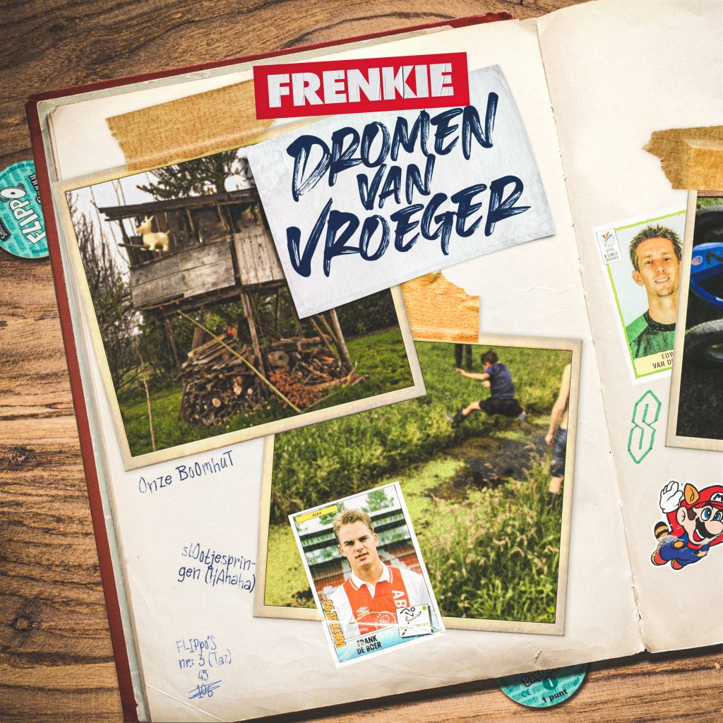 Frenkie - Dromen van vroeger